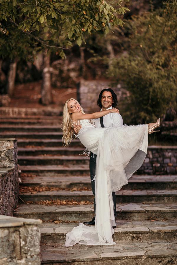 e2908e04c350 Να θυμάστε πάντα ότι ο γάμος σας πρέπει να εκφράζει και τους δυο σας και  δεν πρέπει να κυνηγάτε την τελειότητα.